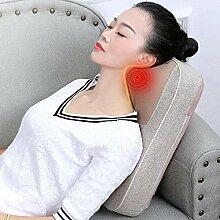DLLY Massagekissen für Nacken Schulter Rücken