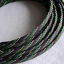 DLRSET Kabelschlauch, Länge 1-50Meters