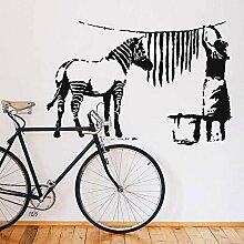 DLYD Street Art Aufkleber Stadtwandkunst Vinyl Art