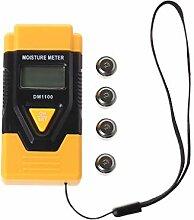 DM1100 3-in-1 Digitales Feuchtigkeitsmesser, Holz,