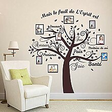 DMYDMY Family Tree Wall Decal Sticker -