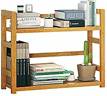 DNSJB Desktop Storage Organizer Bücherregal