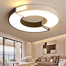 DOCJX LED Deckenleuchte Wohnzimmerlampe mit