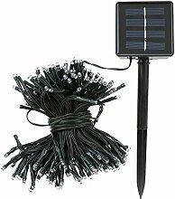 Docooler 200LED Solar Weihnachten/Hochzeit/Party/Garten Dekoration Lichterkette Bun