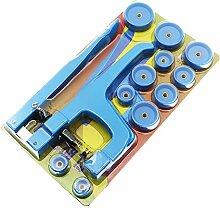 Docooler Uhrenreparaturwerkzeuge Uhrmacher-Uhr