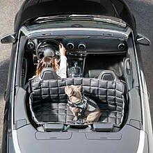 Doctor Bark Autoschondecke/Hundedecke für