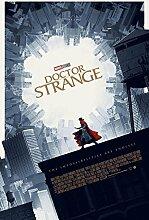 Doctor Strange – Film Poster Plakat Drucken Bild