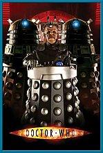 Doctor Who - Davros - Filmposter Kino Movie