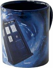 Doctor Who GIANT versteckter Tardis Becher