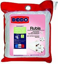 Dodo RUBIS140 Matratzenschoner, 140x190cm, Weiß