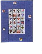 Dörr Briefmarken Fotoalbum Einsteckalbum für