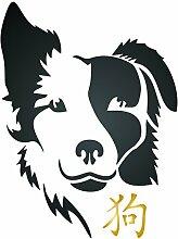 Dog Schablone-wiederverwendbar Pet Animal