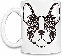 Doggy Kaffee Becher