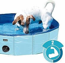 Doggy-Pool Planschbecken für Hunde Swimmig Pool