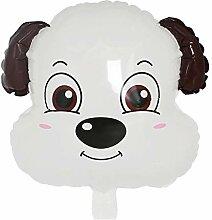 Doitsa 5Pcs Folienballon Tiere Luftballons