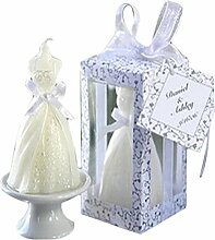 Doitsa Tealight Brautkleid Brautkerze Romantische