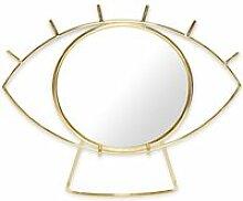 DOIY - Cyclops Tischspiegel, gold