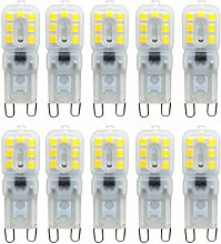 DOLDT1 Birne des G9 LED Doppelbolzen 14LED 4W