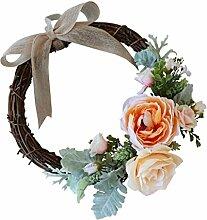 Dolity Hochzeit Frühlingserwachen Dekokranz