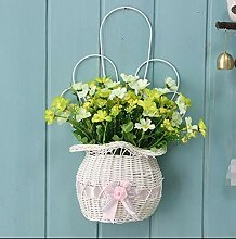 Dolo künstliche Blume, kreativ, Wandbehang,