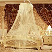 Dome, Decke Moskitonetze, 1.2 / 1.5 / 1.8m Bett, Einzelzimmer Doppelzimmer, Haus, Prinzessin, einzelne Tür , 3