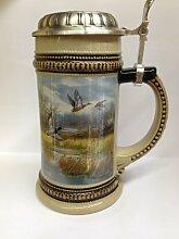 Domex Bier-Seidel Bier-Krug Enten 0,5l