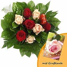Dominik Blumen und Pflanzen, Blumenstrauß Mein