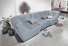 DOMO collection Big-Sofa Fresh B/H/T: 293 cm x 79