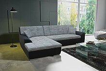 Domo Collection Treviso Ecksofa / L-Form /