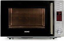 Domo DO 2330 CG Mikrowelle / Kombi 3-in-1 900 W