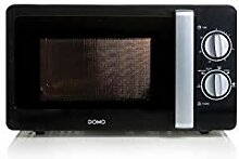 Domo DO2420 Mikrowelle mit 30 Minuten Timer 20