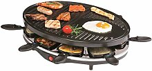 Domo Raclette 8 Personen DO9038G
