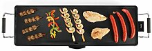 Domoclip dom231Tischgrill Teppanyaki 1800W
