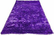 Domodeko d7221Kofferraumwanne, Dekoration Polyester Violett 60x 90cm