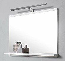 Fabulous Badspiegel Mit Ablage Und Beleuchtung günstig online kaufen GG72
