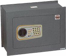 Domus DL/2Wall Safe mit Schloss, elektronisches Schloss, dark grau
