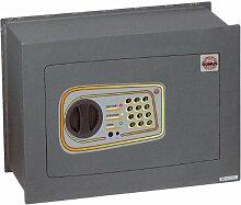 Domus DL/4Wall Safe mit Elektronik Schloss, dark grau