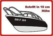 Don Cappello Bootsnummer Bootskennzeichen
