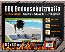 Don Marco´s Barbecue Bodenschutzmatte /