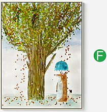 DONG Foto wand Fotorahmen Collage Foto Wand