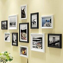 DONG Foto Wand Moderne Holz Foto Wand Dekoration
