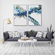 DONG Nach Hause abstrakte Malerei Wohnzimmer