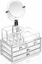 DONG Speicherregal-Speicher-Regal-transparenter