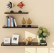 DONG Wandregal für Küche Bücherregal Wohnzimmer