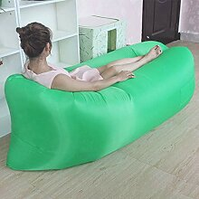 DONGY Aufblasbares Sofa für Außenluft Liege