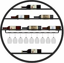 Dongyd Runde Weinflaschen, Dekoration für die