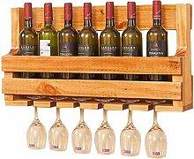 Dongyd Stielglashalter für 6 Weingläser, 70 x 36