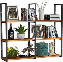 Dongyd Wandschmuck Designer Regal 3 Tiers Bar