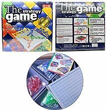 DonLucancy Strategiespiel Brettspiel Lernspielzeug