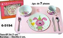 DonRegaloWeb - Porzellan-Geschirr für Kinder von